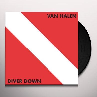 Van Halen Diver Down Vinyl Record