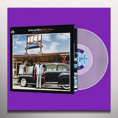 Iceberg Slim REFLECTIONS Vinyl Record