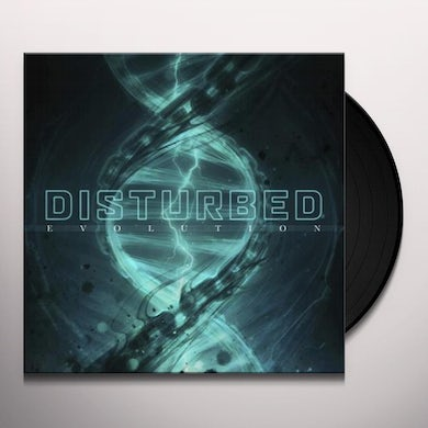 Disturbed EVOLUTION Vinyl Record
