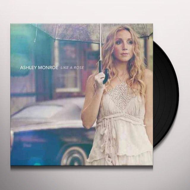 Ashley Monroe LIKE A ROSE Vinyl Record