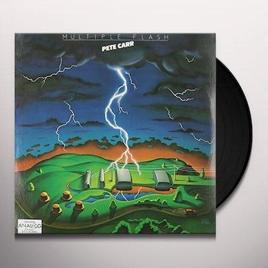 Pete Carr MULTIPLE FLASH Vinyl Record