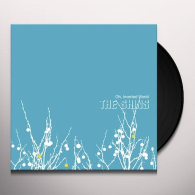 The Shins Oh, Inverted World Vinyl Record