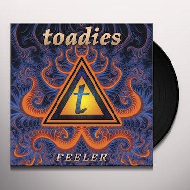 Toadies FEELER Vinyl Record