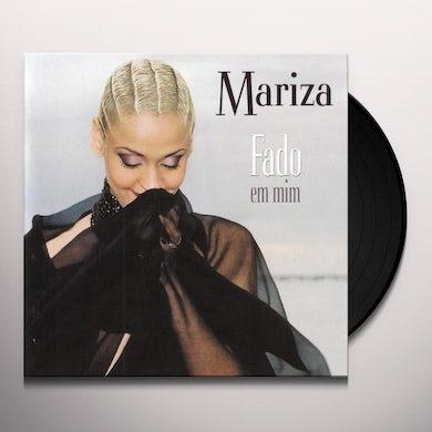 Mariza FADO EM MIM Vinyl Record
