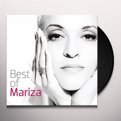 Mariza BEST OF Vinyl Record