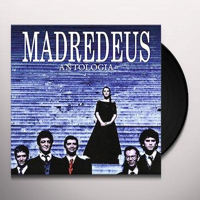 Madredeus ANTOLOGIA Vinyl Record