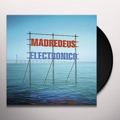 Madredeus ELECTRONICO Vinyl Record