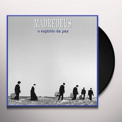 Madredeus O ESPIRITO DA PAZ Vinyl Record