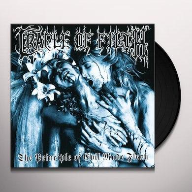 Cradle Of Filth PRINCIPLE OF EVIL MADE FLESH Vinyl Record