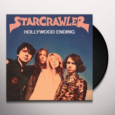 Starcrawler HOLLYWOOD ENDING Vinyl Record