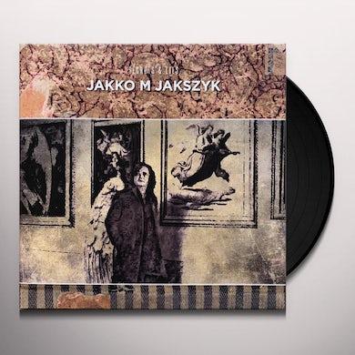 Jakko M Jakszyk SECRETS & LIES Vinyl Record