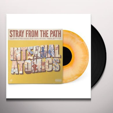Stray From The Path INTERNAL ATOMICS Vinyl Record