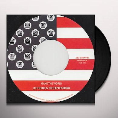 MAKE THE WORLD Vinyl Record