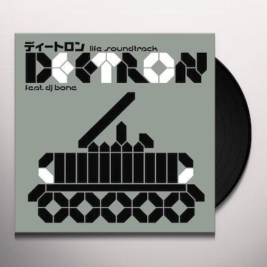 Deetron LIFE SOUNDTRACK Vinyl Record