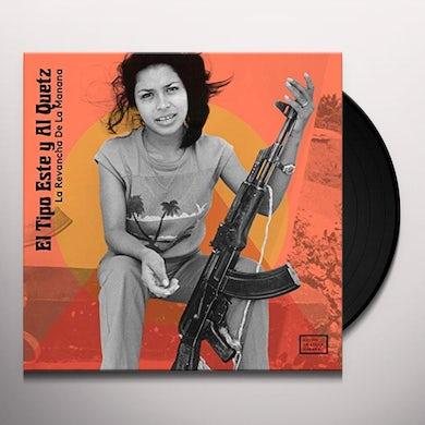 El Tipo Este Y Al Quetz LA REVANCHA DE LA MANANA Vinyl Record