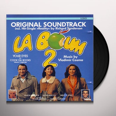 Vladimir Cosma LA BOUM 2 Vinyl Record