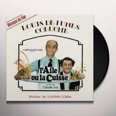 Vladimir Cosma L'AILE OU LA CUISSE Vinyl Record