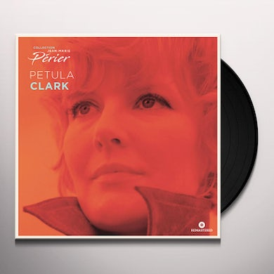COLLECTION JEAN-MARIE PERIER: PETULA CLARK Vinyl Record