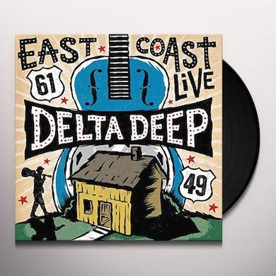 Delta Deep EAST COAST LIVE Vinyl Record