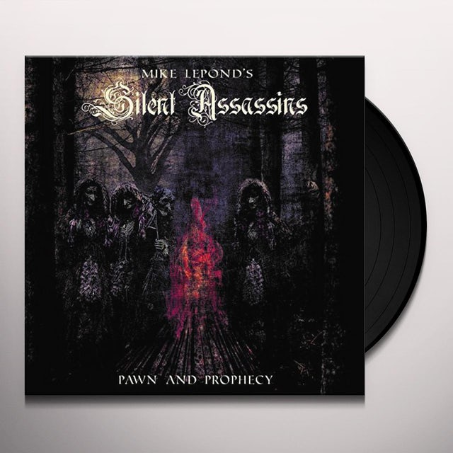 Mike Lepond'S Silent Assassins PAWN AND PROPHECY Vinyl Record
