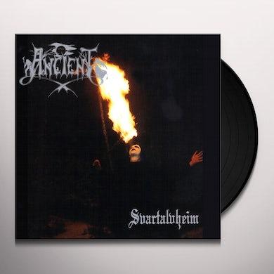 Ancient SVARTALVHEIM Vinyl Record