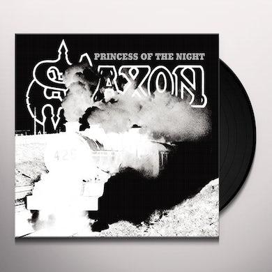 Saxon PRINCESS OF THE NIGHT Vinyl Record