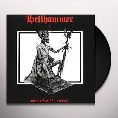 APOCALYPTIC RAIDS Vinyl Record