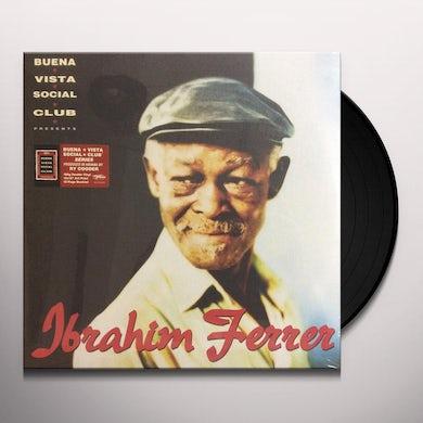 BUENA VISTA SOCIAL CLUB PRESENTS IBRAHIM FERRER Vinyl Record