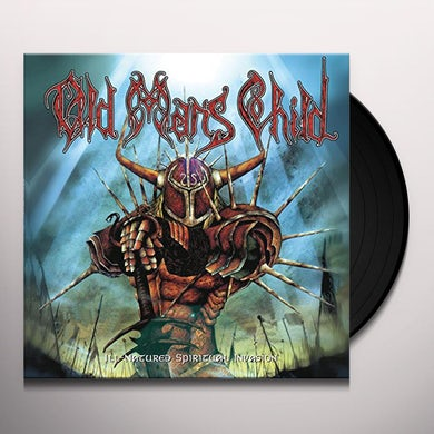 Old Man's Child  III - NAUTURED SPIRITUAL INVASION Vinyl Record