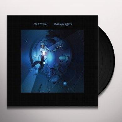Dj Krush BUTTERFLY EFFECT Vinyl Record