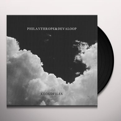 Philanthrope CLOUDFILES (EXTENDED EDITION) Vinyl Record