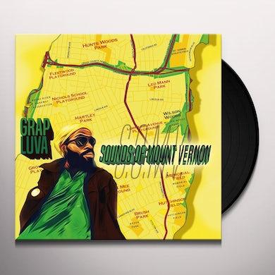 Grap Luva / Pete Rock SOUNDS OF MOUNT VERNON Vinyl Record