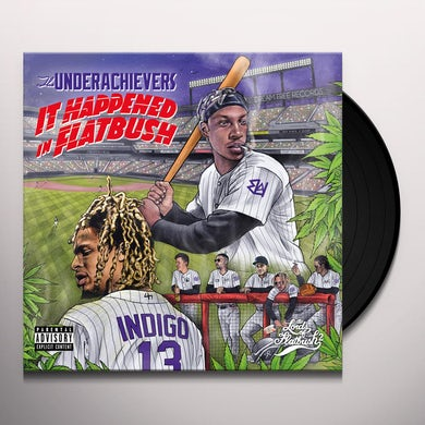 The Underachievers IT HAPPENED IN FLATBUSH Vinyl Record