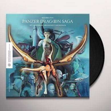 Saori Kobayashi RESURRECTION: PANZER DRAGOON SAGA 20TH ANNIVERSARY Vinyl Record