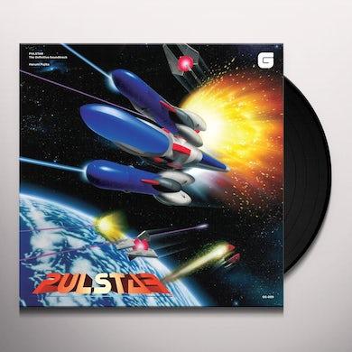 Harumi Fujita PULSTAR - THE DEFINITIVE SOUNDTRACK Vinyl Record