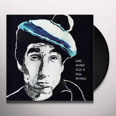 Luke Haines ROCK N ROLL ANIMALS (UK) (Vinyl)