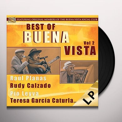 BEST OF BUENA VISTA VOL 2 / VARIOUS Vinyl Record - UK Release