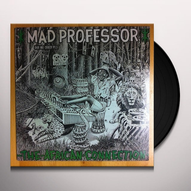 Mad Professor AFRICAN CONNECTION Vinyl Record