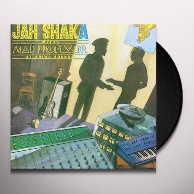 JAH SHAKA MEETS MAD PROFESSOR Vinyl Record