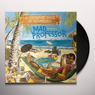 Mad Professor TASTE OF CARIBBEAN TECHNOLOGY Vinyl Record