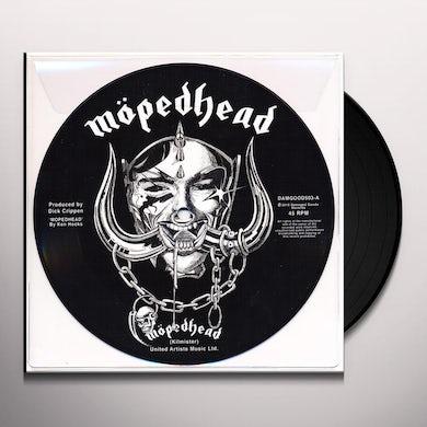Johnny Moped MOTORHEAD Vinyl Record