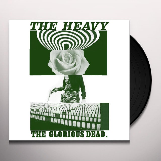 The Heavy GLORIOUS DEAD Vinyl Record