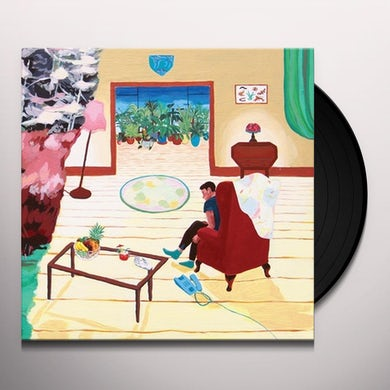 Cold Pumas PERSISTENT MALAISE Vinyl Record