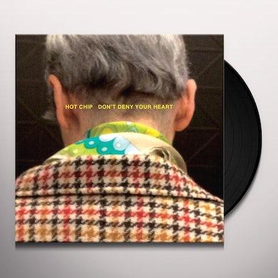 Hot Chip DON'T DENY YOUR HEART Vinyl Record