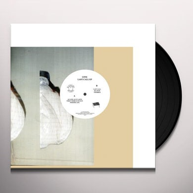 Uffe WHOSE LIFE Vinyl Record