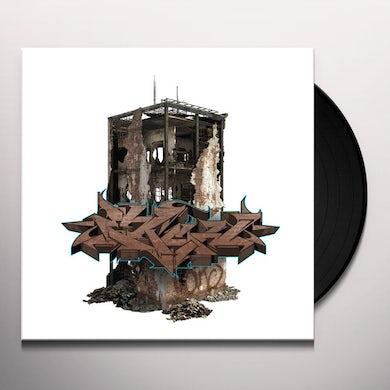Etch STRANGE DAYS Vinyl Record