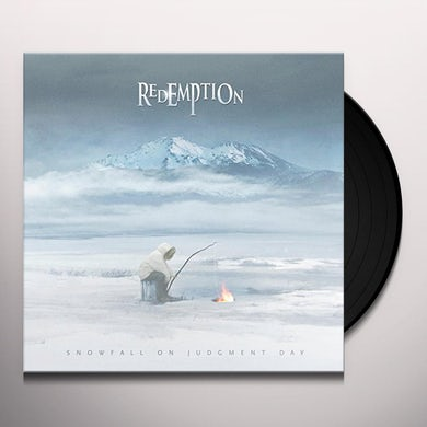 Redemption SNOWFALL ON JUDGMENT DAY (BLUE VINYL) Vinyl Record