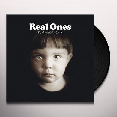 Real Ones FIRST NIGHT ON EARTH Vinyl Record