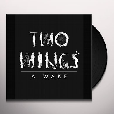Two Wings WAKE Vinyl Record