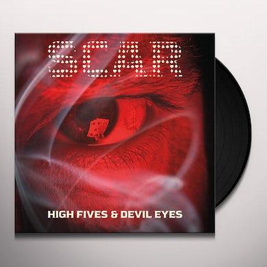 Scar HIGH FIVES & DEVIL EYES Vinyl Record